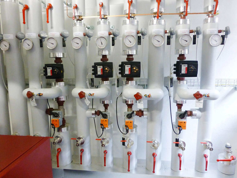 Heizverteilersanierungen-Wärmeverbund-Bubikon