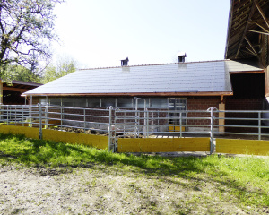 Photovoltaik-Anlage «Menzihaus», Lützelsee/Hombrechtikon