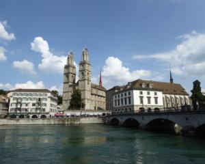 Projektstart im Grossmünster Zürich